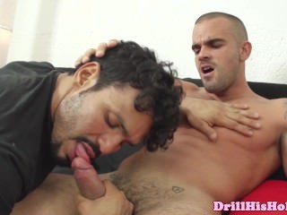 Jean Franko And Damien Crosse Sucking