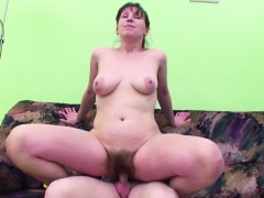 18yr Young German Boy Touch And Fuck Mom When Dad Away