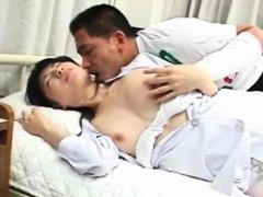 Saki Mutoh Nurse Has Hairy Slit Fucked With Cock And Sex