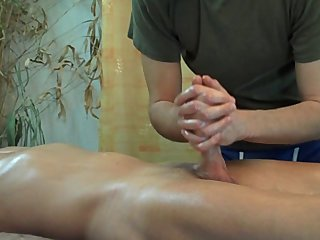 Sensual Deluxe Massage Experience Part 2