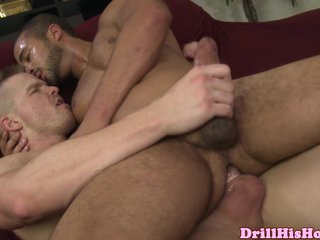 Harsh Top Stud Is Giving Facial Cumshot To Bottom