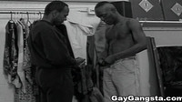 Black Cock Gay Fucking In Dress Room