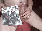 Tribute For Denyto – Facial For A Blonde Girl