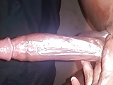 8.5 BBC EXPLODES WITH CUMSHOT