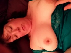 BBW MILF Enjoys Getting Fucked – POV