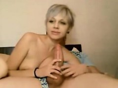 Sexy Blond Is Prepared To Get Her Nice Firm Butt Smashed In