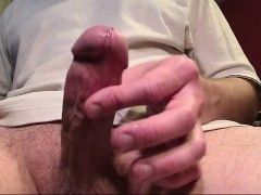 Orgasm With Precum