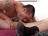 Handsome Twinks Love Sucking Each Others Massive Peckers