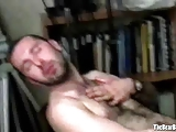 This Bear His Solo Time By Masturbating