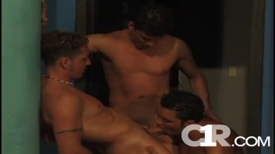 Lured To Costa Rica: Scene 3 Marcelo Corella,Axell Caballero And Richard R