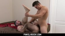 FamilyDick-Caught Watching Gay Porn By Daddy