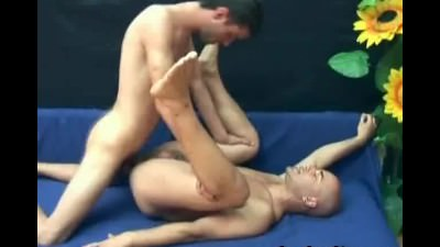 Sizzling Hot Male Anal Sex