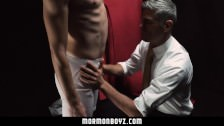 Mormonboyz – Sexy Older Man Opens Up Mormon Boys Bubble Butt