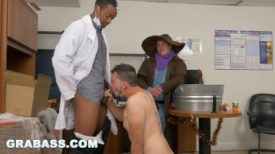 GRAB ASS – Jacking More Than A Lantern On Halloween
