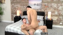 Kris Blent And Jack Taylor Have Steamy Ass Fucking Session