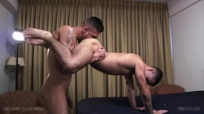 Monster Cock Latin Jock Deep Breeding Ruins Ty's Hungry Fuckhole