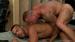 Sean Duran & Micah Brandt – HUNKS FUCK HOT INTERRACIAL BOYS