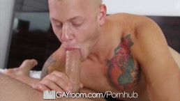GayRoom Gentle Massage Leads To Fuck And Facial
