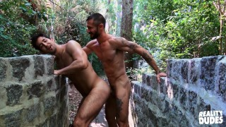 Reality Dudes – Two Hunks Alex & Skorpio Sucking Each Other Dick Out In The Woods