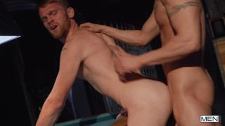 Men Com – These Dudes Loves Fucking Each Other Asshole In Pool Table