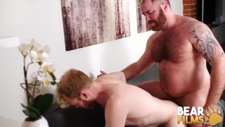 BEARFILMS Mature Bear Zack Acland Breeds Cub Cooper Roads