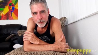 Sock Worship – Where's Your Willingness? – Master's Class 2 – Richard Lennox – Manpuppy