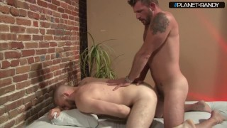 NASTY FUCKDADS BAREBACK – Found On Planet-Randy