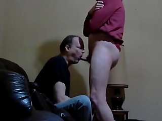 Straight Married Guy Blowjob Cum In Mouth And Swallow
