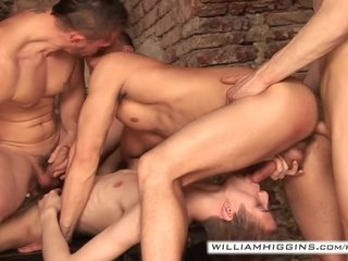 4-some Group Sex – Part 1