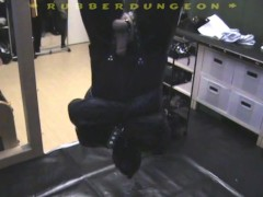 Upside Down In Straitjacket (dcp823)