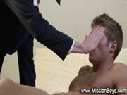 Guilty Elder Jerk Off Cumshot