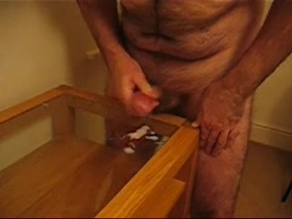 Richard The Wanker's Kinky Cumshot Collection_1