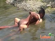 Heated Latinos Get Wet And Go Gay Under T …
