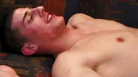 Straight Amateur Twinks Enjoy Facials