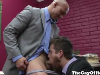 Office Boss John Magnums Rough Justice
