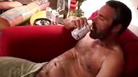 Straight Redneck Being Dicksucked