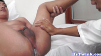 Enemafetish Doctor Pounds Squirting Asshole