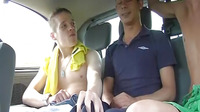 Twink Hitchhiker Fucked And Dumped