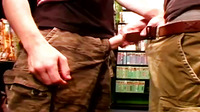 Horny Gays Can T Stop Fucking At A Video Store