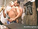 BDSM Master Punishing His Slave