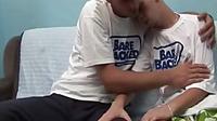 Blowjob Of Two Hardcore Gay Barebacked