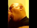 Black Thug Sissy Crossdresser Suckes And Gets MOUNTED BARE