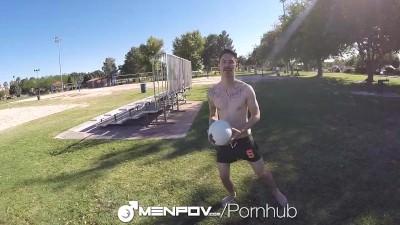 MenPov – Kevin Blaise Fucks Zak Bishop In Pov