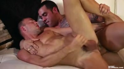 French Canadian Couch Fuck With Brandon Jones & Emilio Calabria