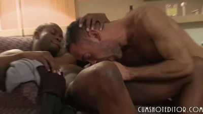 Great Young Gays Group Orgy
