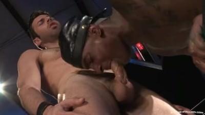 Interracial Fuck Hole With Tyson Tyler & Dario Beck