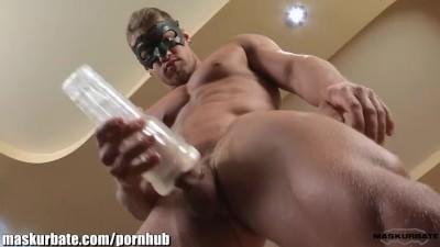 Maskurbate Muscular Brad Fleshlight Pleasure