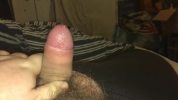 Hairy British Boy Jerks Off Small Dick And Cums On Himself
