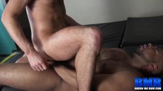 BREEDMERAW Hung Stud Ray Diesel Barebacks Bottom Alex Mason