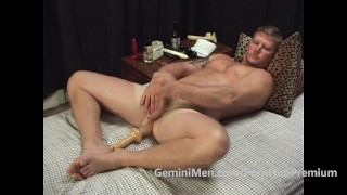 PAINFUL TOY FUCK TURNS TO PLEASURE!! AND HOW!!